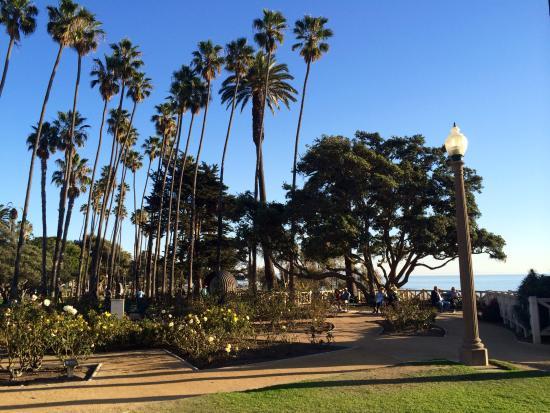 Santa Monica, CA: Rose Garden Palisades Park