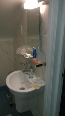 britannia inn bagno lavandino da 20 cm