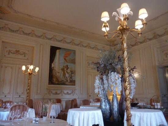 Saint Patrice, Frankreich: La salle à manger, somptueuse...