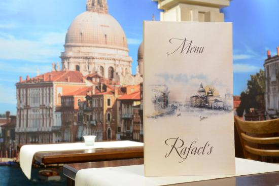 """Rafael's"" italian restaurant"