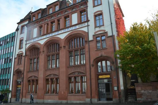 Hotel Rochat Basel Switzerland