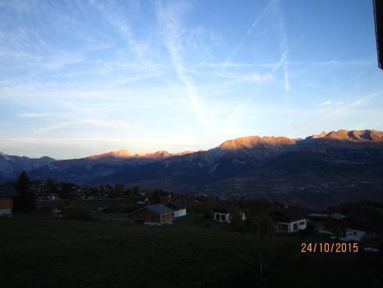 Nax, Schweiz: Η  ΘΕΑ