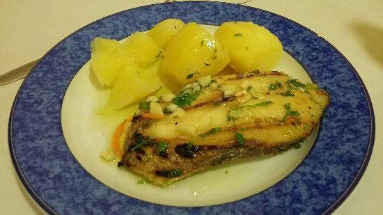 Pesce Spada Alla Griglia Con Patate Lesse Picture Of Marisqueira