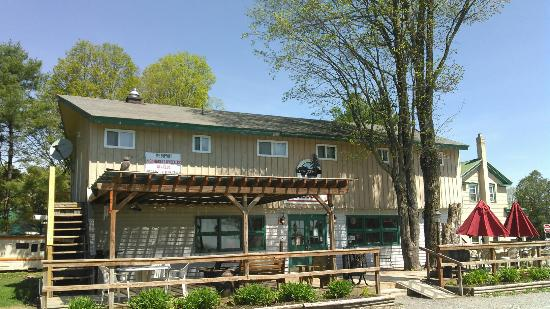 Turin, Нью-Йорк: Great food & Lodging! We are located at the bottom of Tug Hill. Great for snow mobile's, ATVs, a