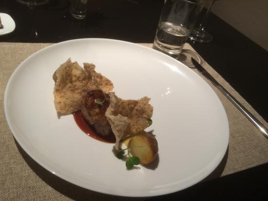 Brindillas Restaurant: Plato Principal: Cordero