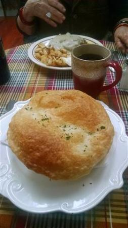 "Hailey, ID: ""Mama's Meat Pie"" at Homestead Griddle"