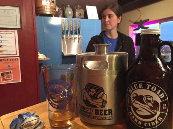 Blue Toad Hard Cider Tasting Room & Cider Pub