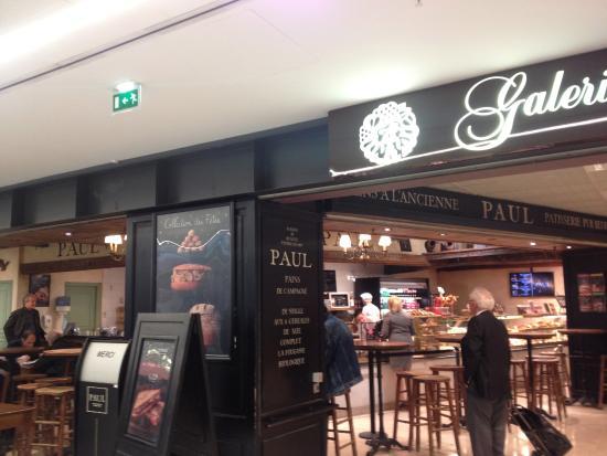 Paris palais des congr s porte maillot picture of - Restaurant le congres paris porte maillot ...