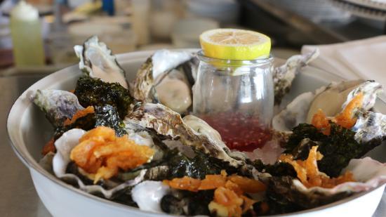 Oyster & Chop
