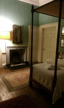 Ochiltree, UK: Single room - 1st floor