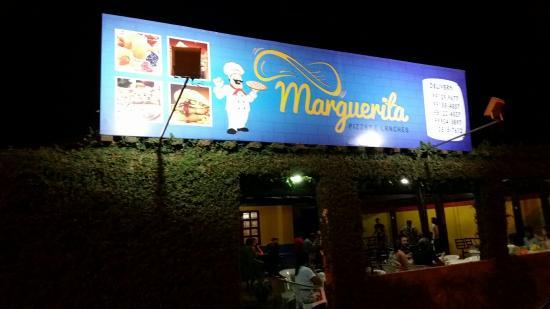Marguerita Pizzas