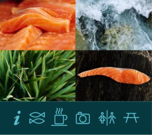 Twizel, Nueva Zelanda: Try our Freshwater King Salmon