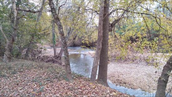 Locust Dale, VA: River trail