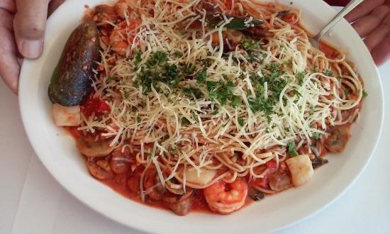 Dixon, มิสซูรี่: Seafood Palermo