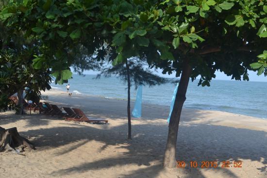 Springfield @ Sea Resort & Spa: plage