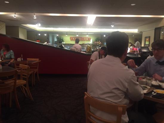 Treebeards Restaurant: restaurante