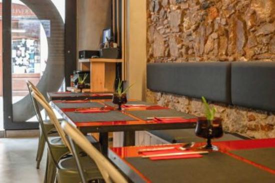 Pastel Interieur Barcelona : Pastel de yuzu picture of kappo barcelona barcelona tripadvisor