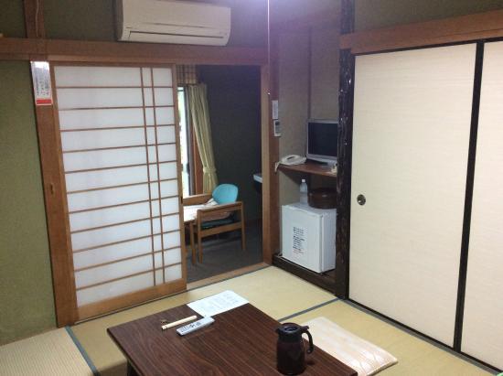 Minshuku Tsubakiso : 部屋