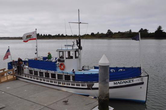 ‪Humboldt Bay Harbor Cruise - Madaket‬
