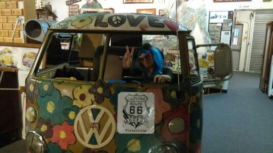 The California Route 66 Museum: IMAG0014_large.jpg