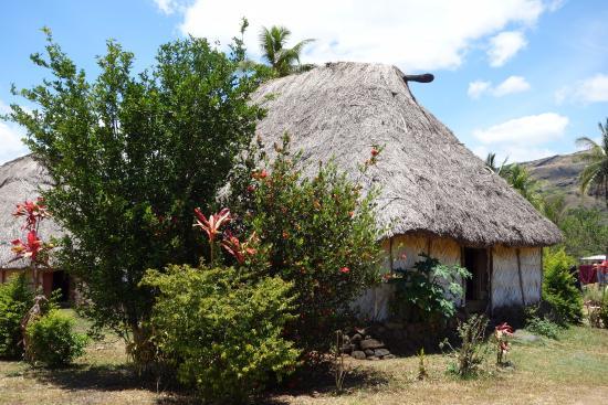 Navala Village: Typical Sleeping Hut