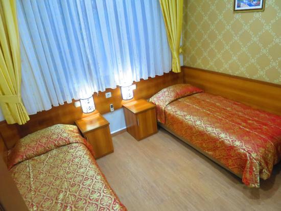 Merih 2 Hotel: お部屋