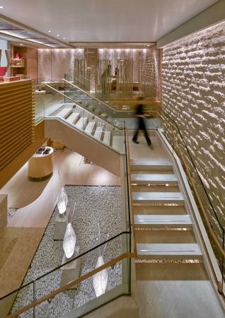 The Oriental Spa at The Landmark Mandarin Oriental, Hong Kong: The Oriental Spa Lobby