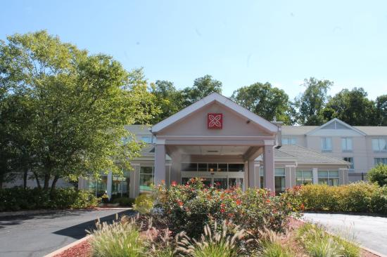 Hilton Garden Inn Norwalk: The Hilton Garden Inn