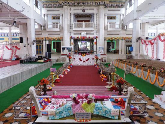 Ludhiana, الهند: Inside the sanctum
