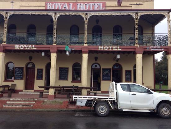 Royal Hotel Bungendore