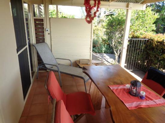 Duranbah, Australia: Porch