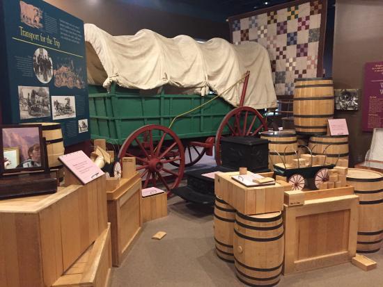 National Historic Oregon Trail Interpretive Center: photo2.jpg