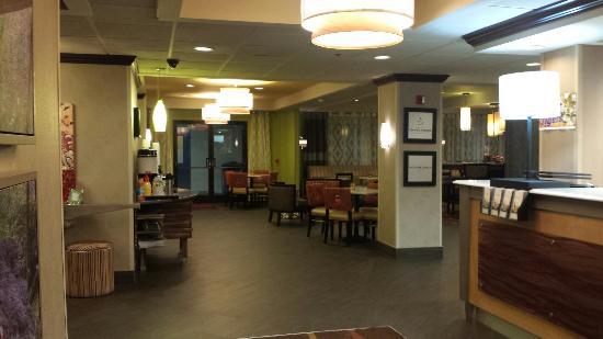 Hampton Inn Anderson: Lobby