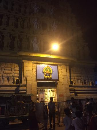 Guruvayur, India: Temple entrance