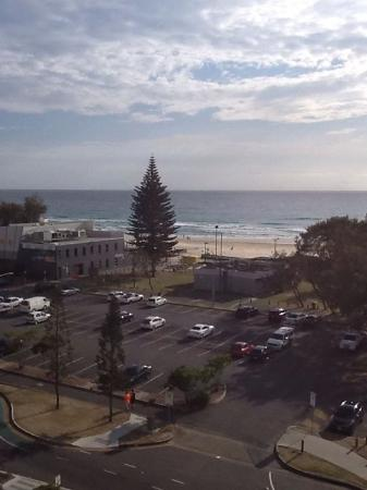 فوياجير ريزورت: The view from our apartment