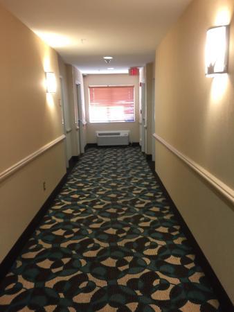 Country Inn & Suites By Carlson, Lubbock: Hallway 3rd floor