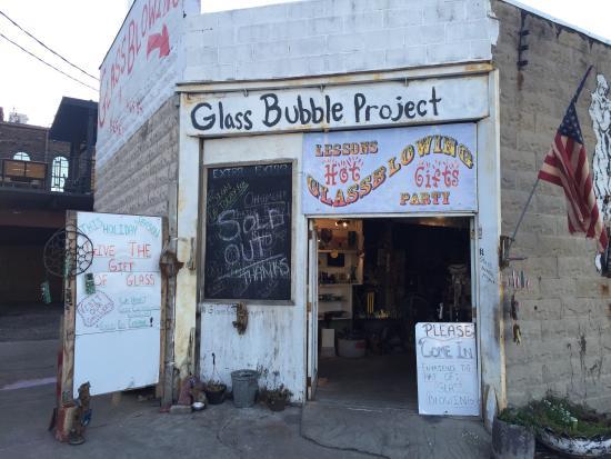 Glass Bubble Project
