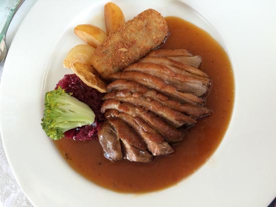 The Culinarium: Succulent Duck!