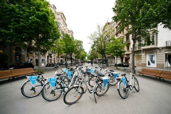 eBikers Arc de Triomf Rental St.