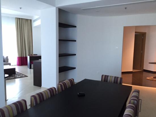 Aparthotel adagio premium dubai al barsha hotel duba for Adagio accor hotel