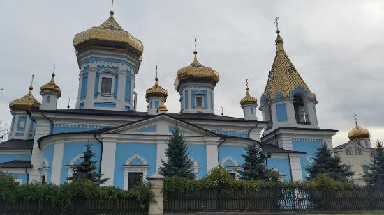 คีชีเนา, มอลโดวา: Chisinau 11-2015