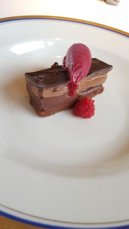 Dolegna del Collio, Ιταλία: 2erlei gekühlte Schokolade
