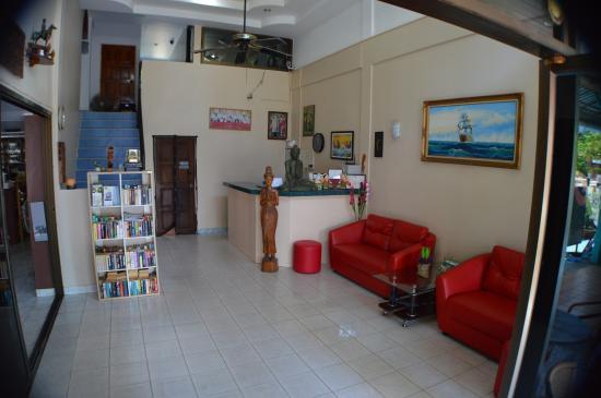 Seabreeze Inn: Reception