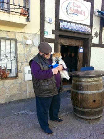 Restaurante casa santona en los molinos con cocina otras - Casa santona madrid ...