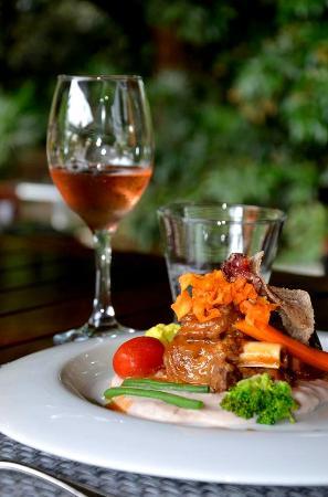 La table du ch teau le maurice restaurant avis num ro - La table marseillaise chateau gombert ...