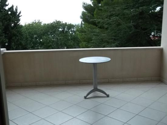 Plat: balcony