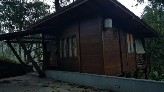 Entrance - Briar Tea Bungalows - Valparai Photo