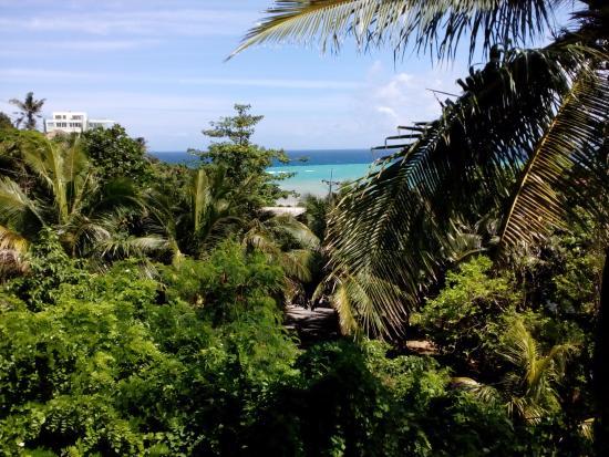 Sunrise Palais Boracay : The view from my terrace