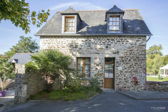 Chateau De Beaussais: Maison 6 à 8 personnes