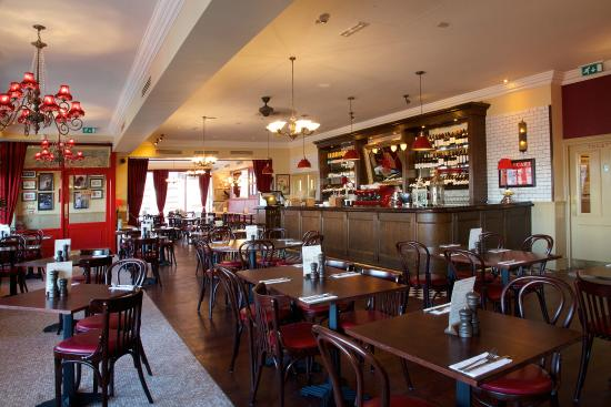 Cafe Rouge - Birmingham Mailbox